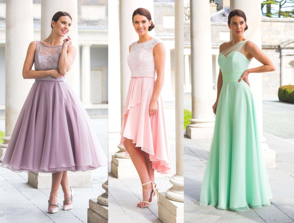 Heaven Wedding Gown: Bridesmaid Dress Heaven!