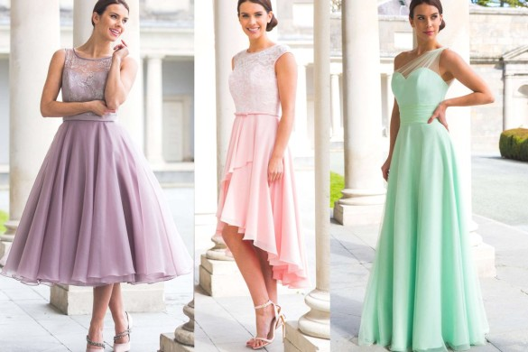 Bridesmaid dress designs from Special Day Ireland