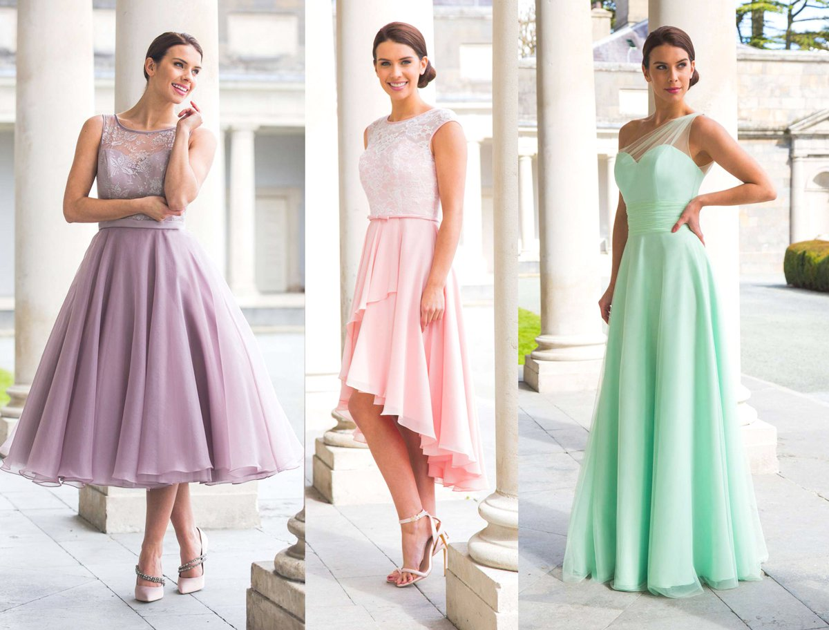 Bridesmaid dress heaven! - Love Our Wedding