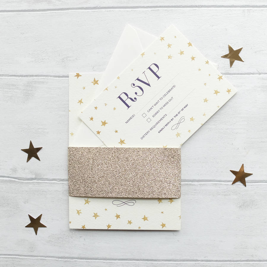Sequin wedding ideas