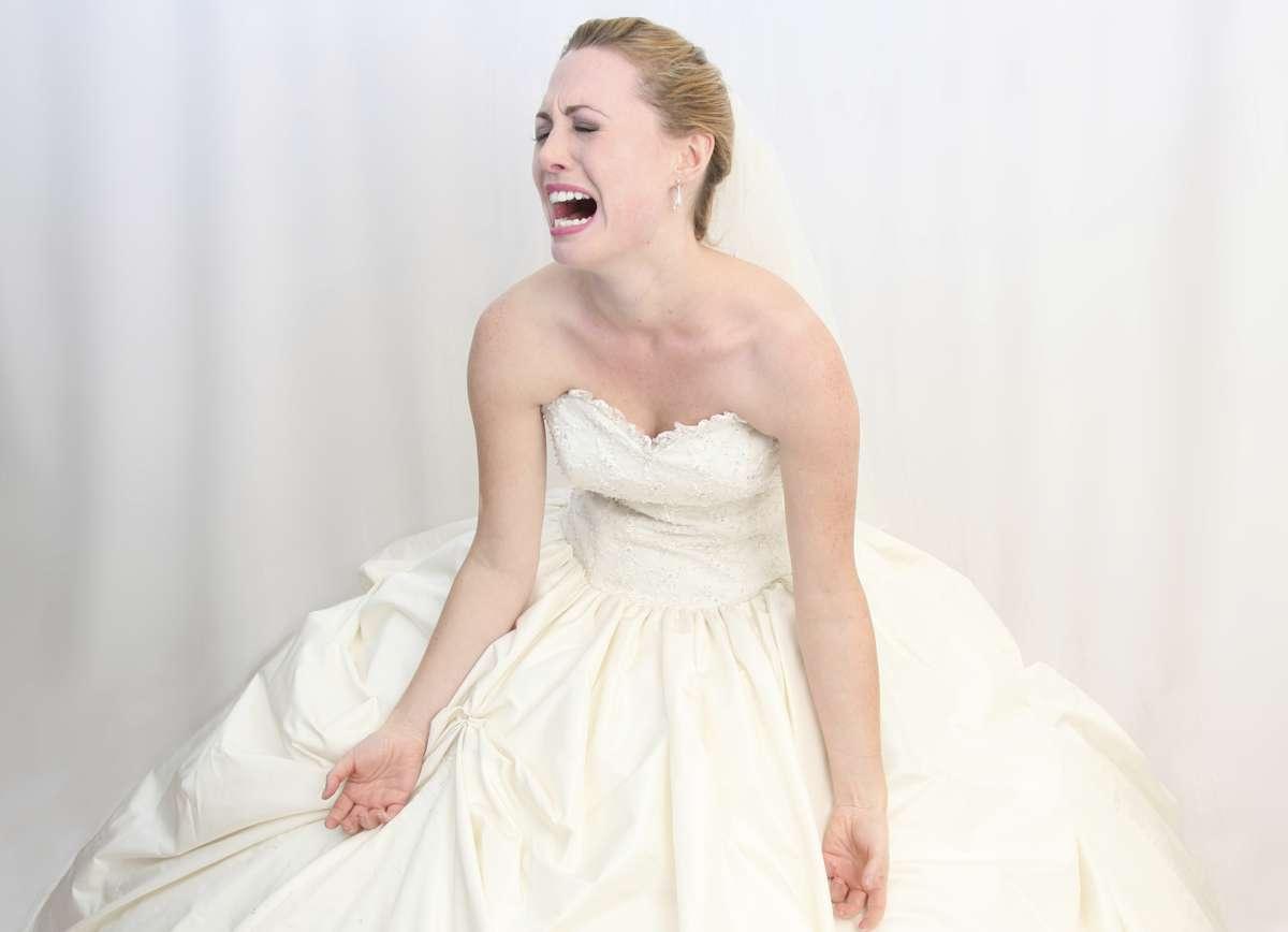 1/3 Of British Brides Are Classed As A Bridezilla!