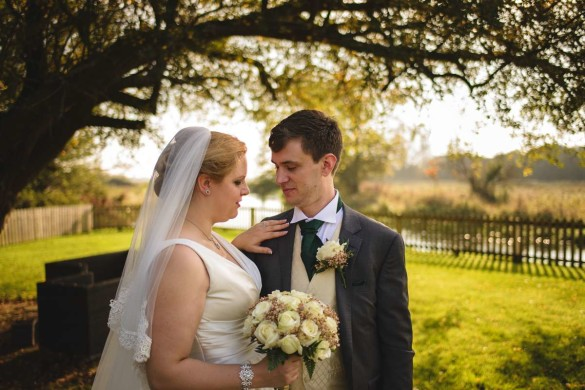 A sumptuous Autumnal wedding
