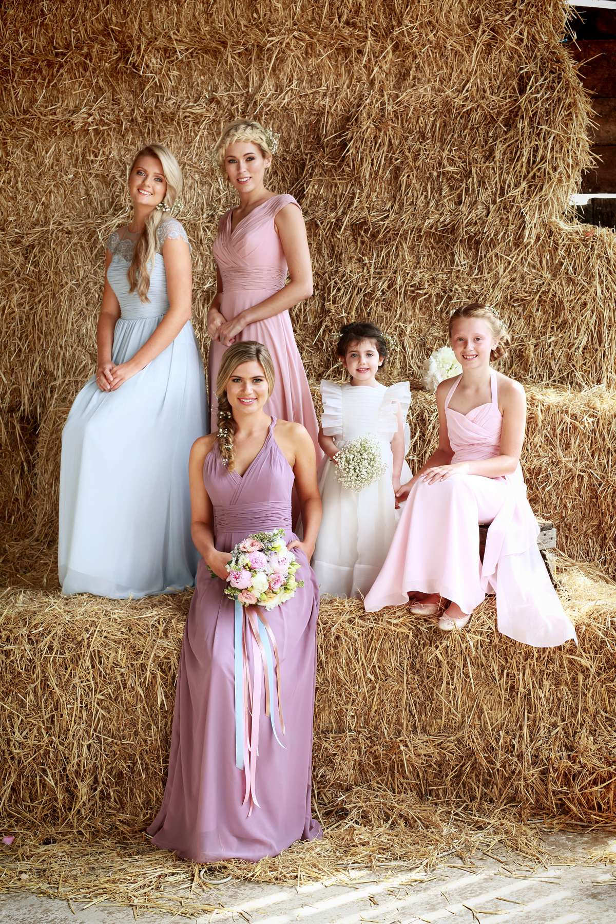 The Dreamy Bridesmaid Collection From Amanda Wyatt Was Last Modified October 27th 2016 By Sophie Grabham