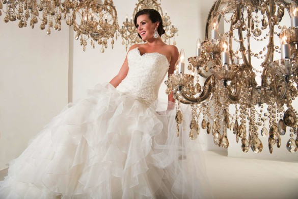 Plus size bridal Collection from Callista
