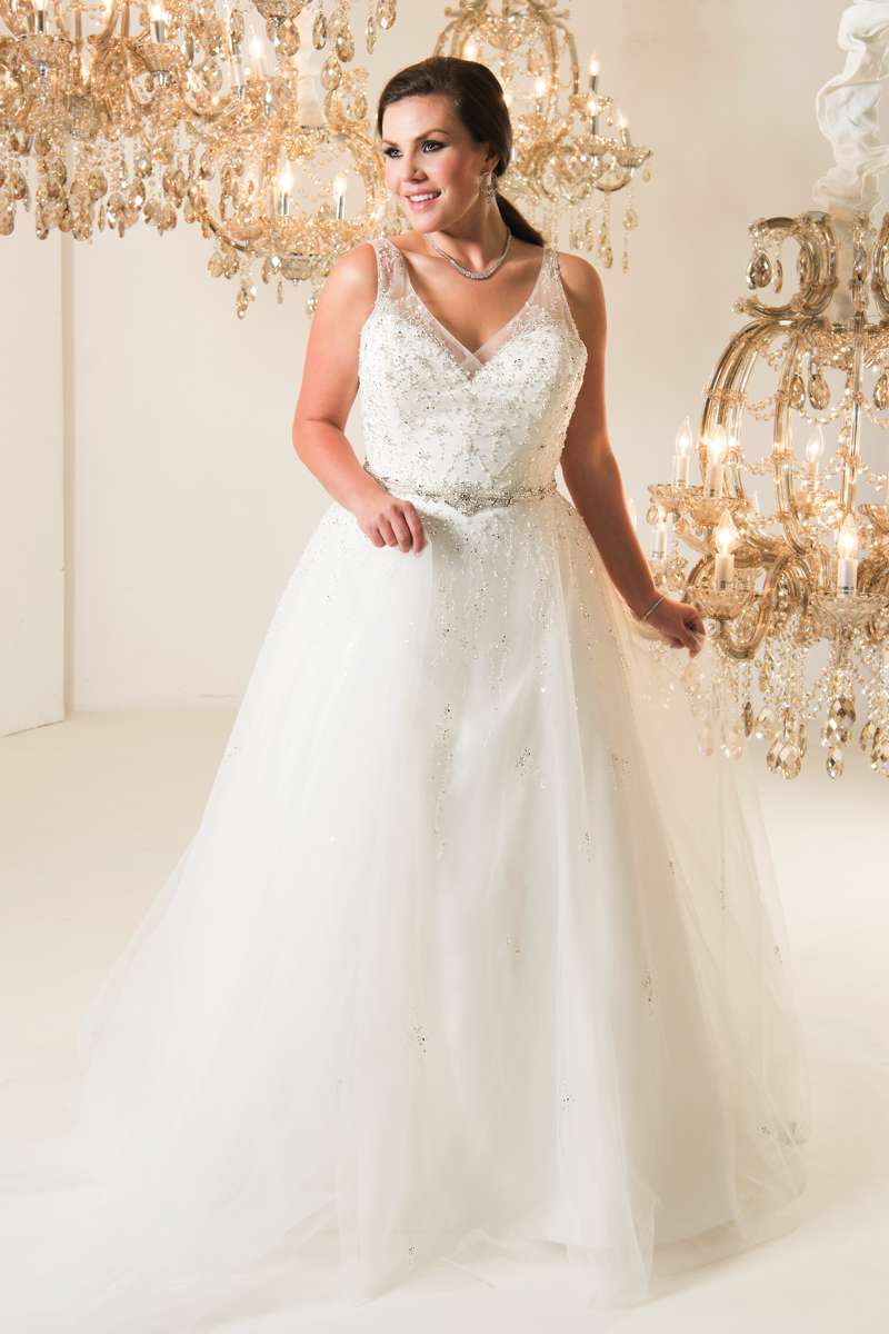 Plus Size Wedding Dresses West Midlands : The plus size bridal collection from callista love our wedding