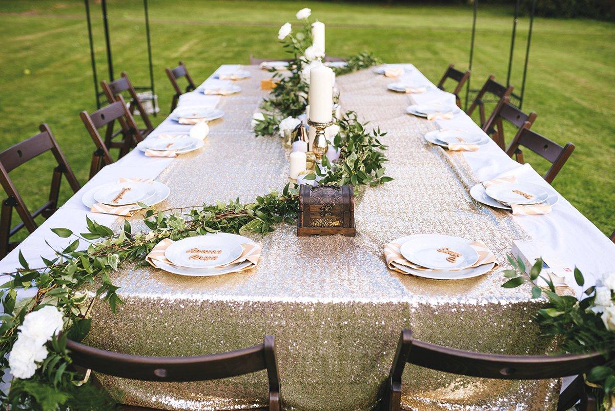 Wedding decoration ideas!