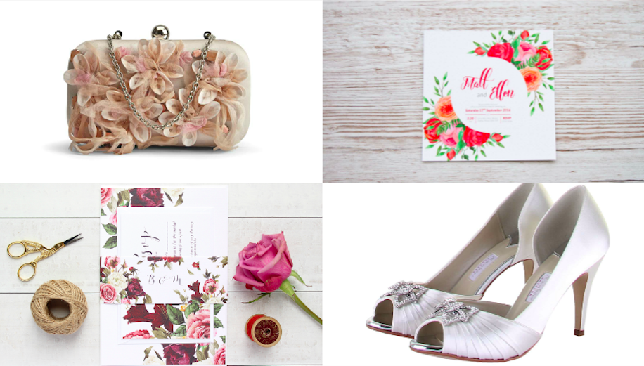 Wedding details for every season