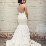 Bespoke bridal gowns from Emily Victoria White