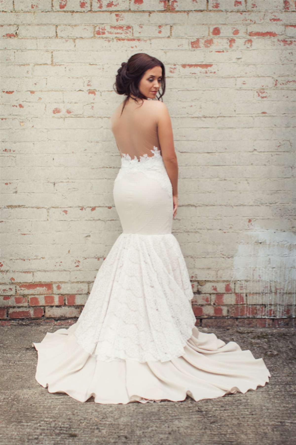 Bespoke bridal gowns from Emily Victoria White - Love Our Wedding