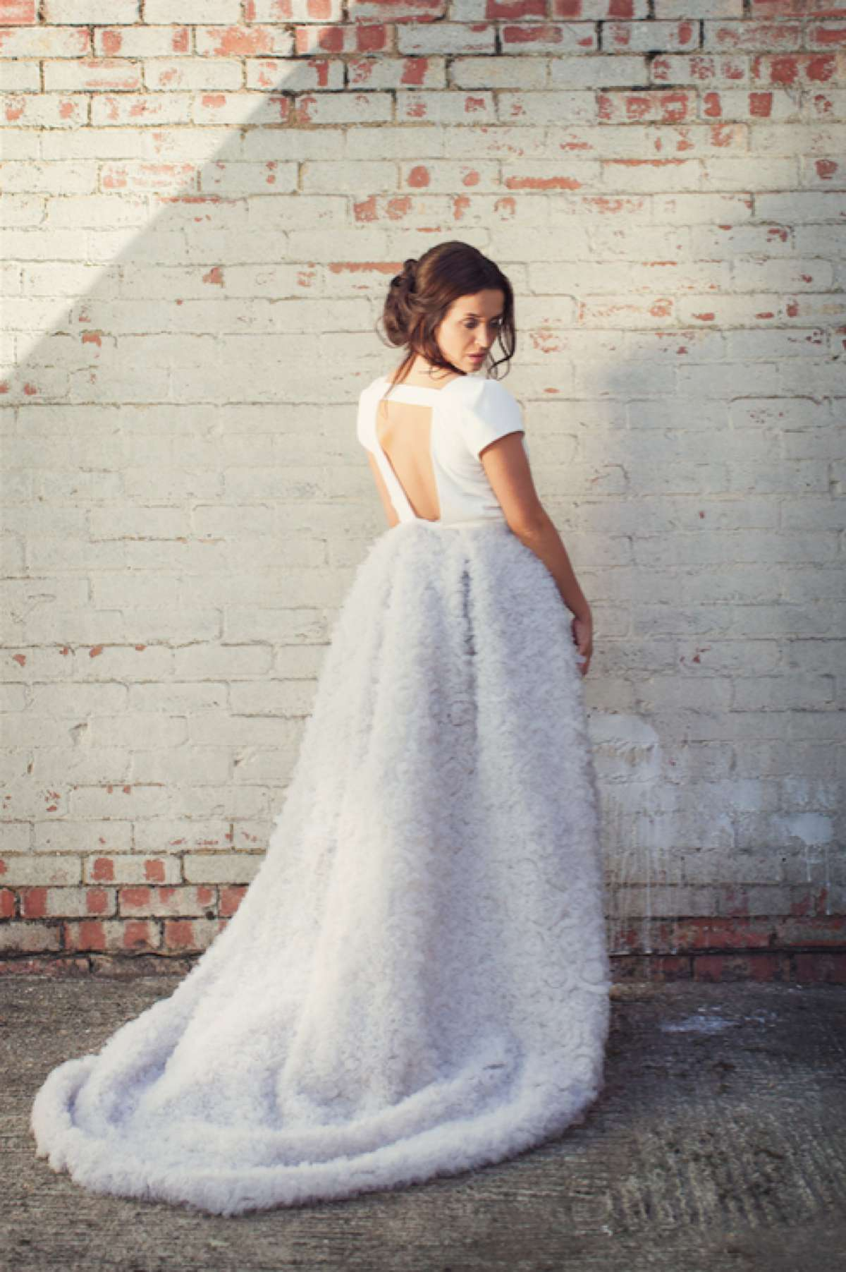 Bespoke bridal gowns from emily victoria white love our wedding bespoke bridal gowns from emily victoria white ombrellifo Images