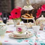 bRITISH TEA PARTY THEME