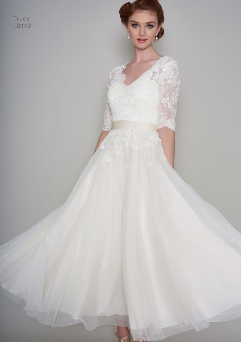Vintage inspired wedding gowns from LouLou Bridal - Love ...