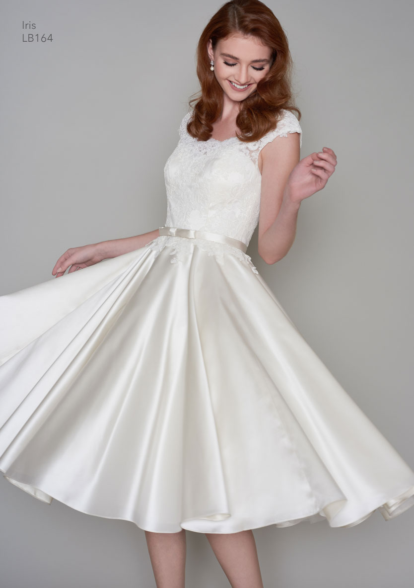 Vintage inspired wedding gowns from LouLou Bridal - Love Our Wedding