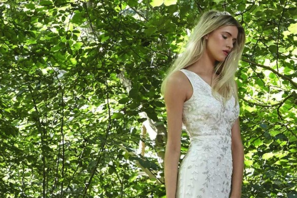 Finding a wedding dress to suit your shape