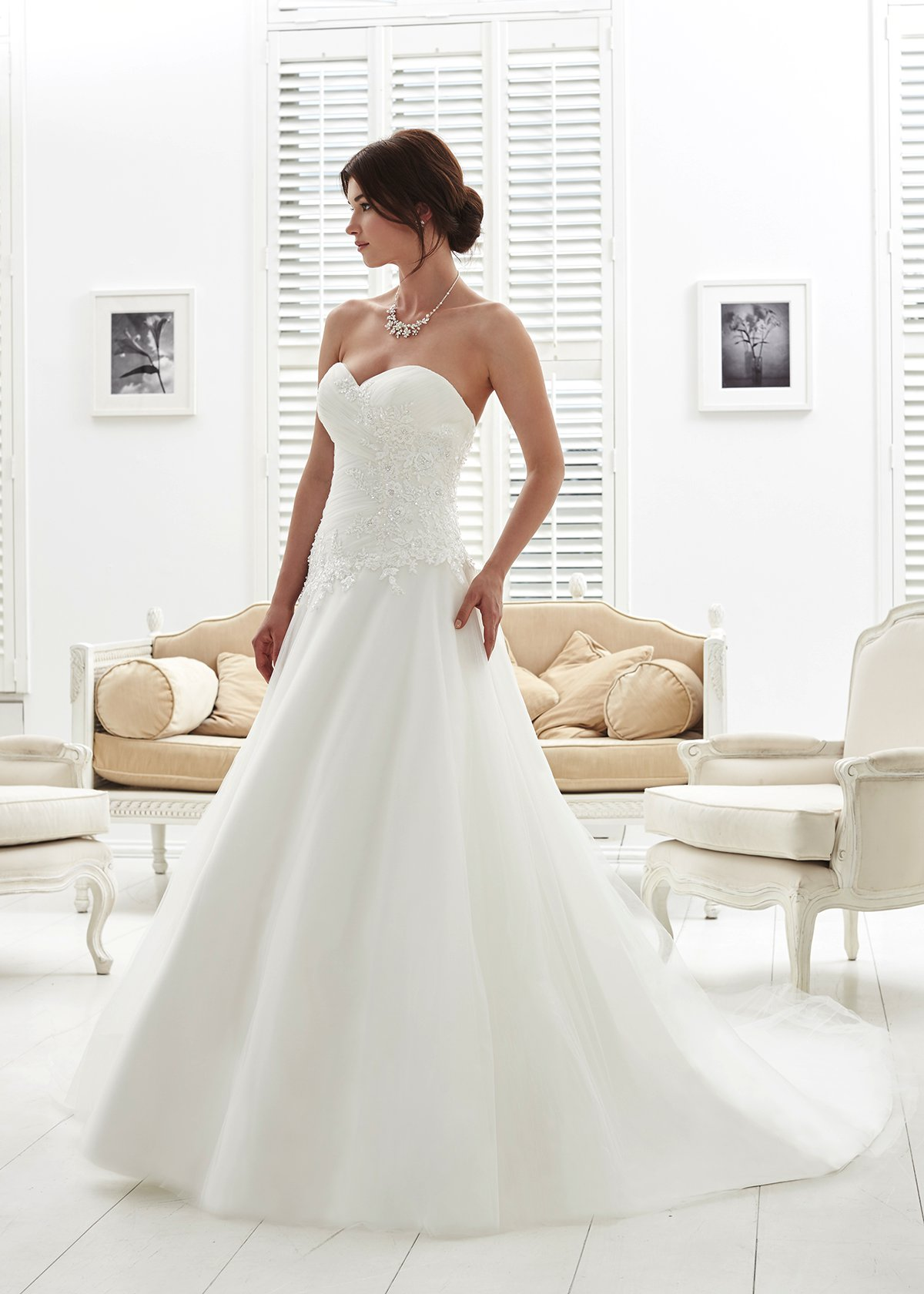 Wedding Gown And Ring