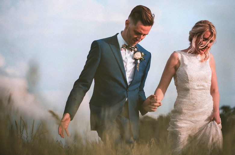 Taking time out from wedding planning