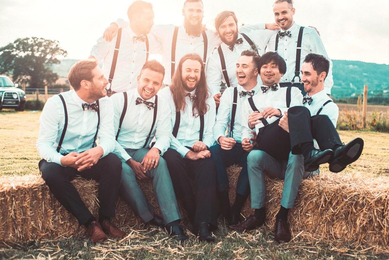 Wedding preparation for men