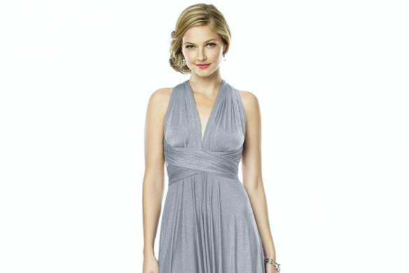 Bridesmaid dress from dessy