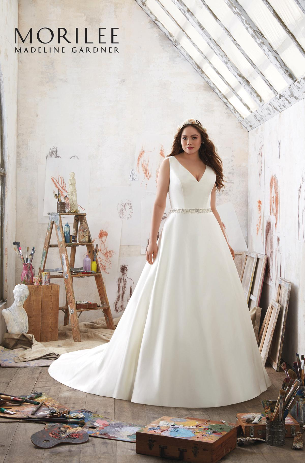 Stunning plus-size wedding gowns for every style - Love Our Wedding