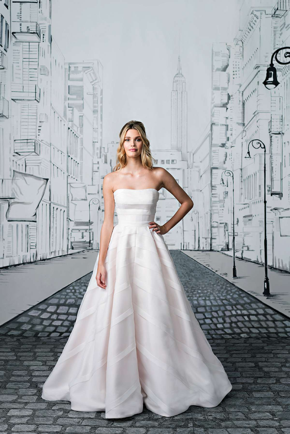 WIN a Justin Alexander wedding dress! - Love Our Wedding