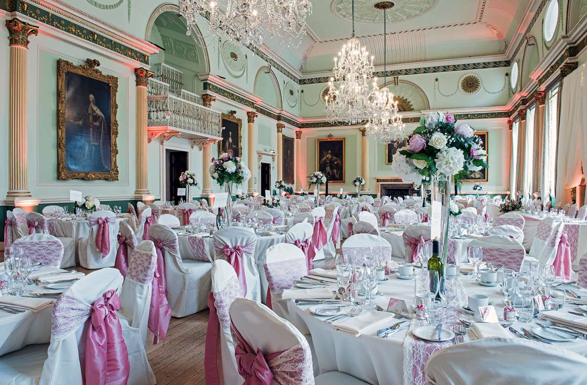 Gorgeous Historic Wedding Venues In Bath