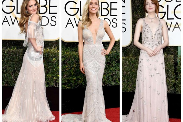 Golden Globes 2017 style