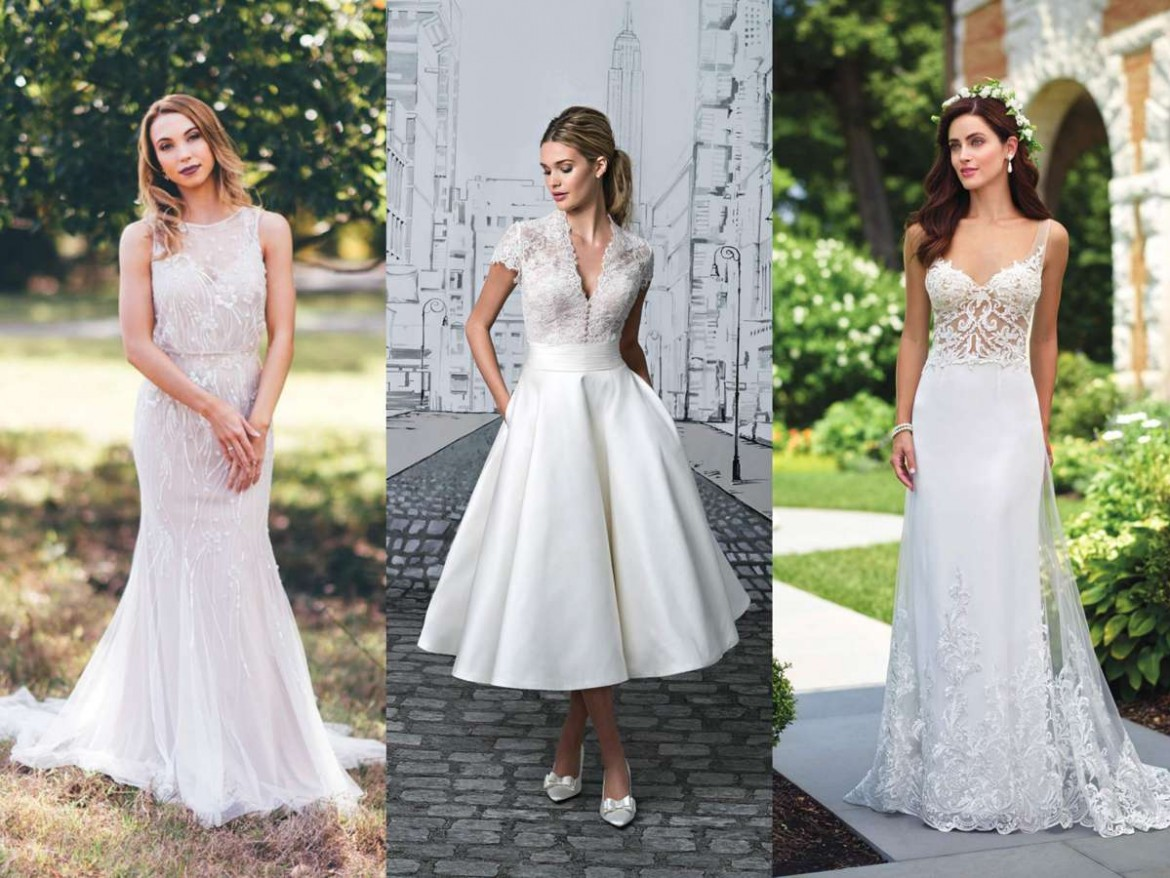 Wedding Dresses For Petite Bodies : Wedding dresses to suit your body shape love our