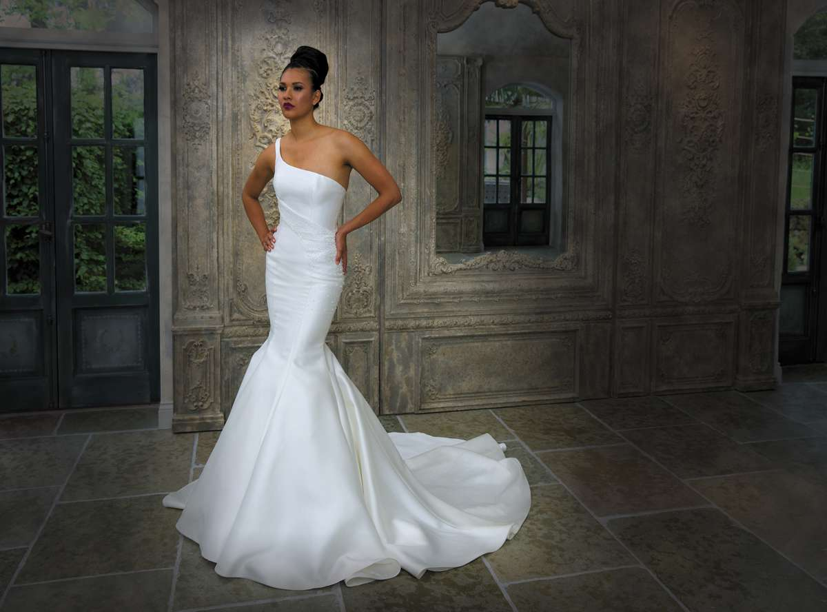 7 glamorous wedding gowns from Grace Philips - Love Our Wedding