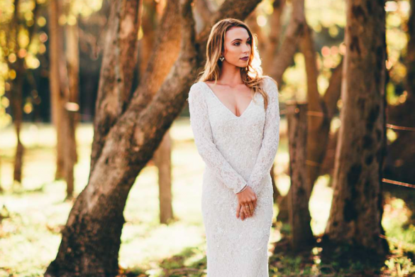 Wedding dresses for every season
