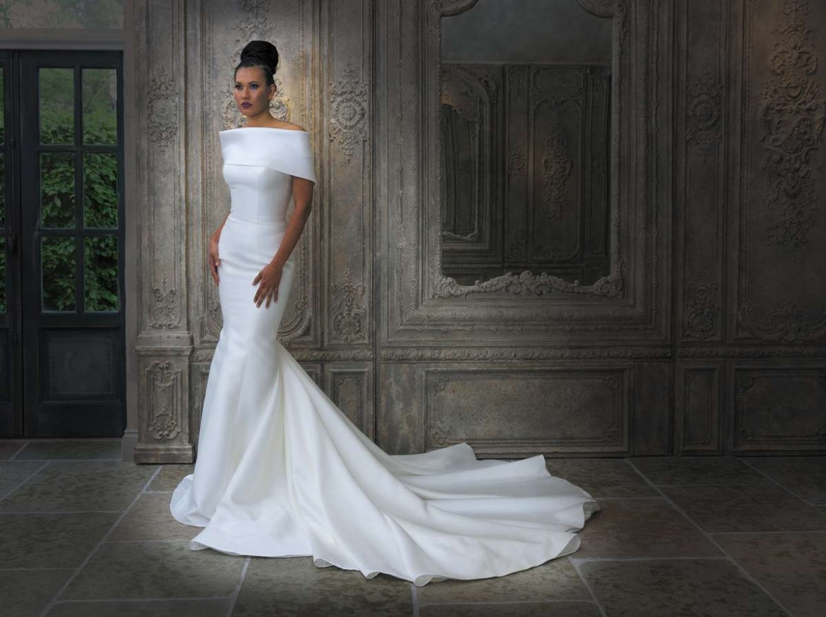 7 Glamorous Wedding Gowns From Grace Philips