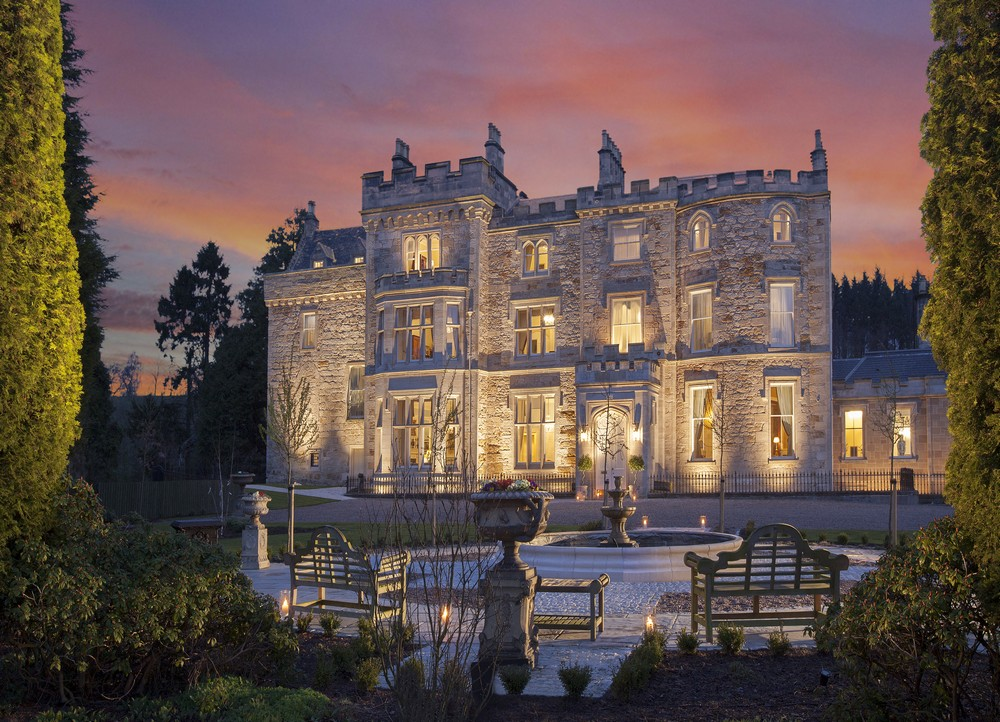 Top 10 wedding venues in scotland love our wedding for Top 10 wedding venues
