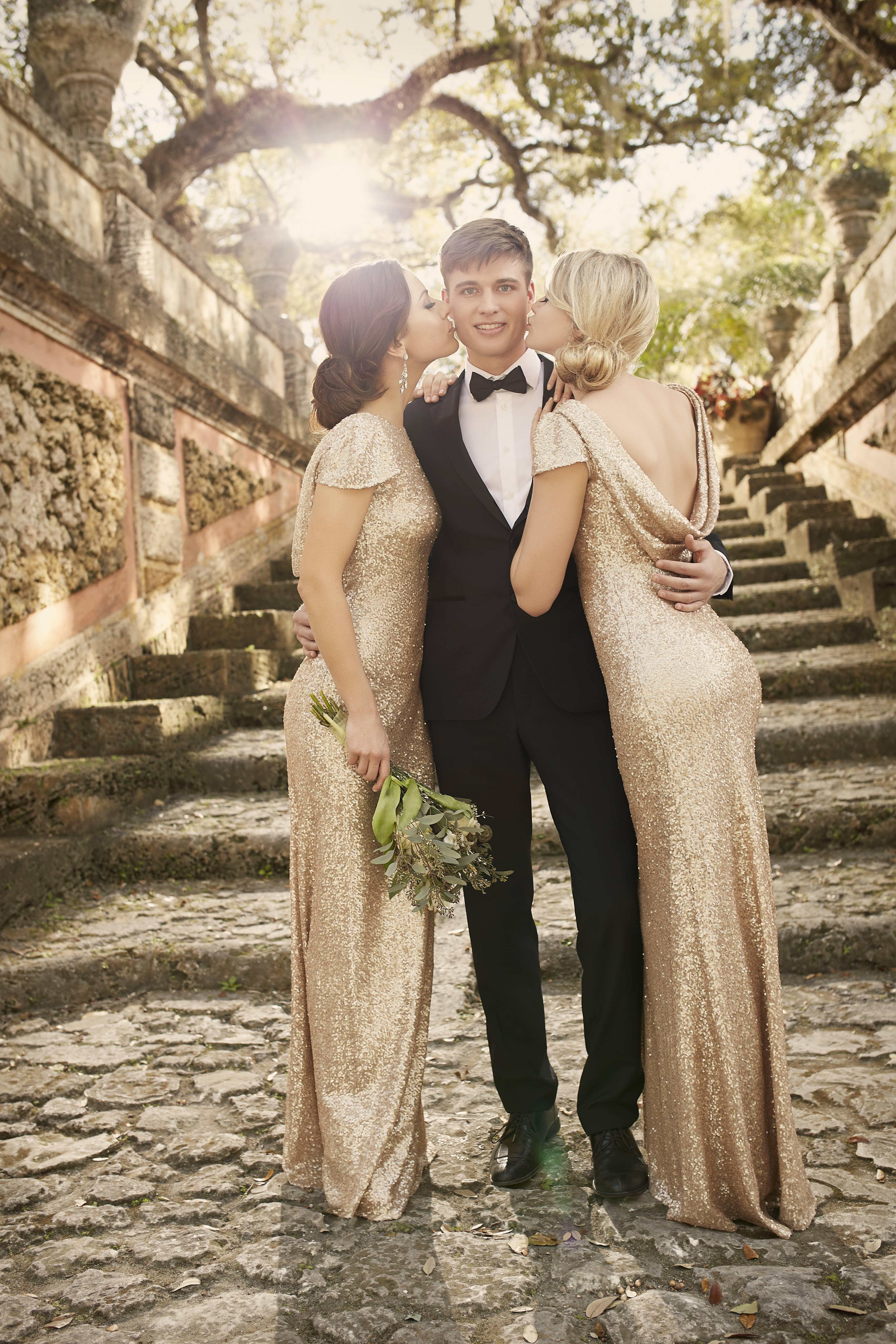 Hollywood wedding theme