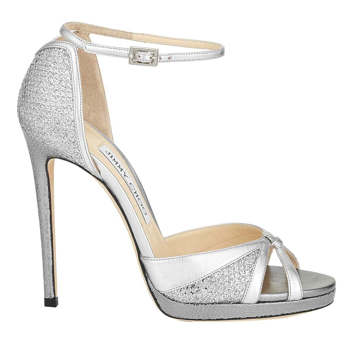 metallic wedding shoes jimmy choo wedding shoes Jimmy Choo Metallic wedding shoes