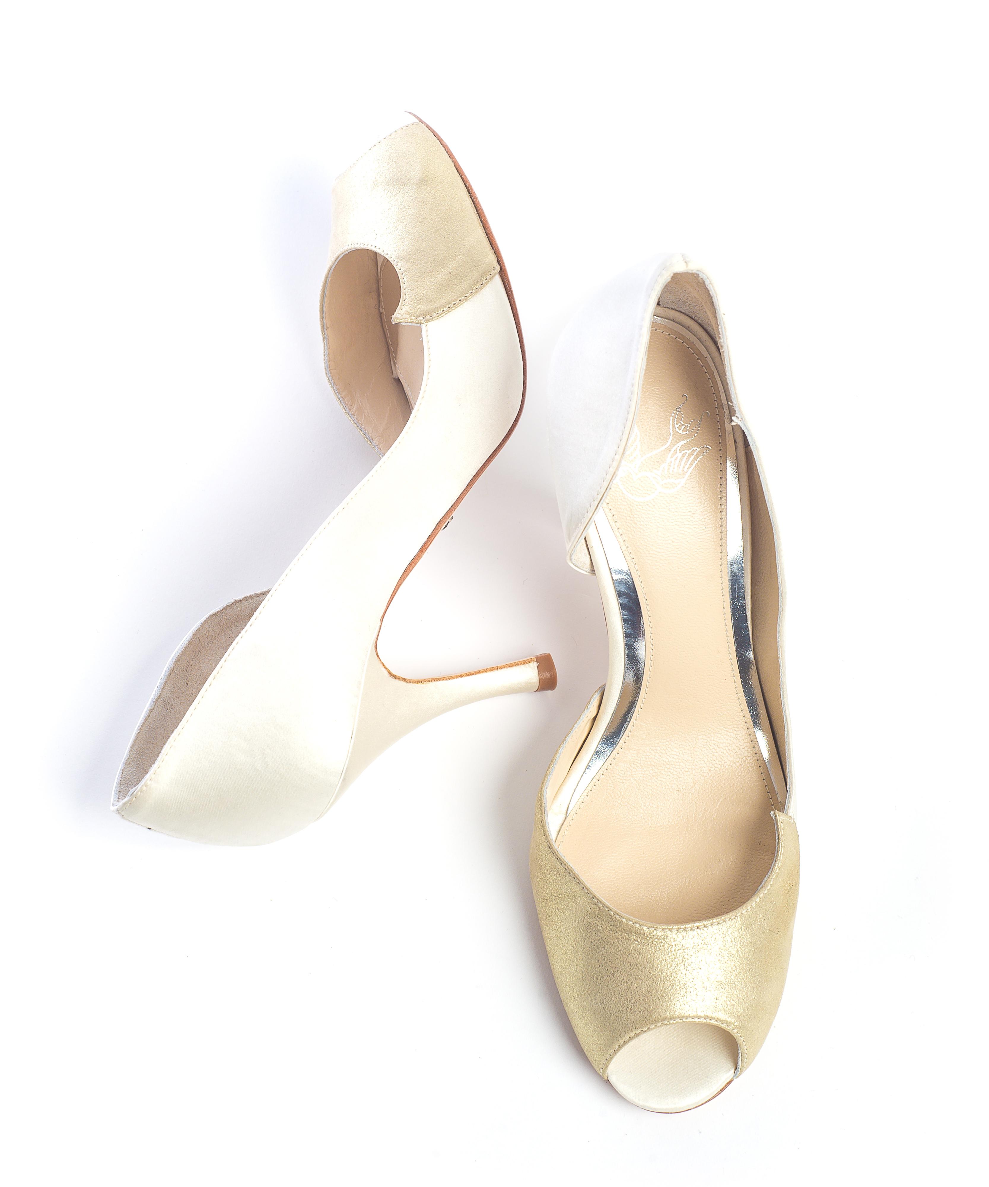 Love Art Wear Art Sabreen heels