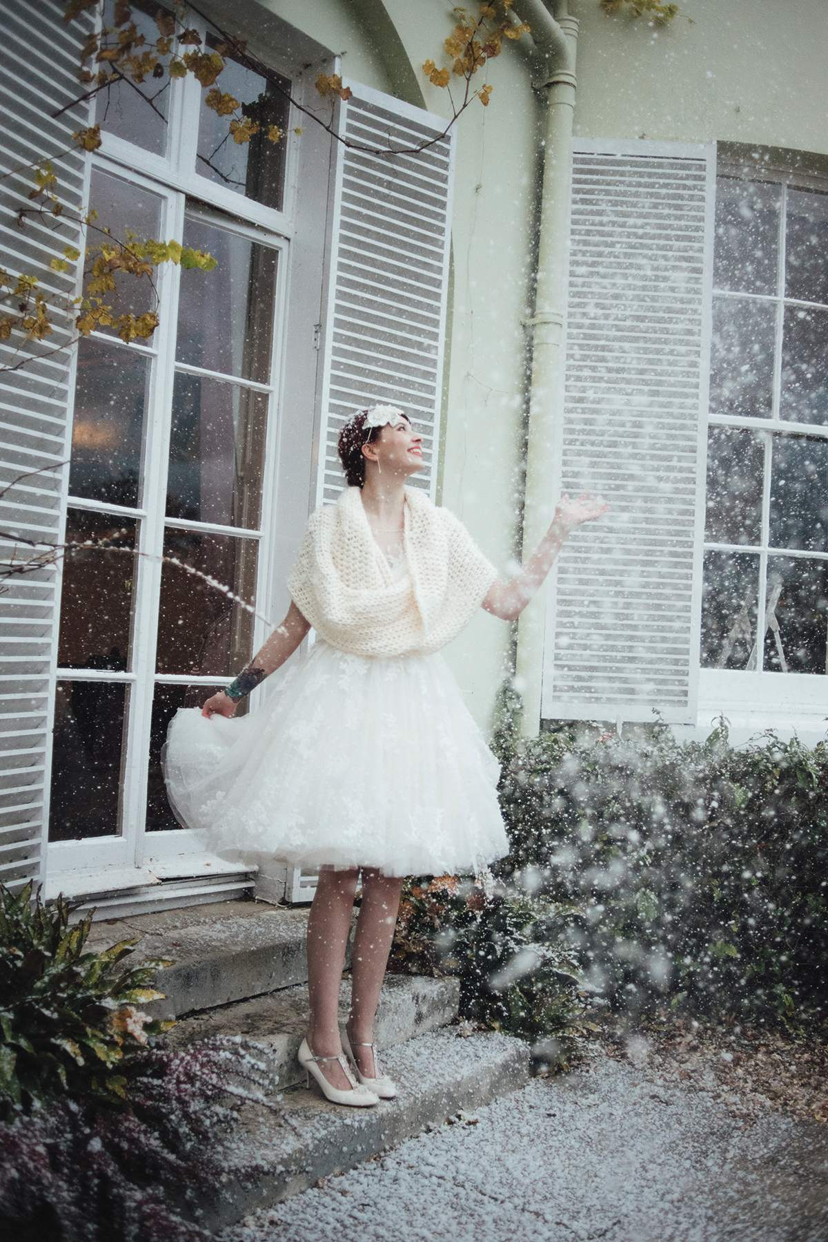 Luxe Winter Wonderland styled bridal shoot Deer Park Liberty Pearl Photography-264