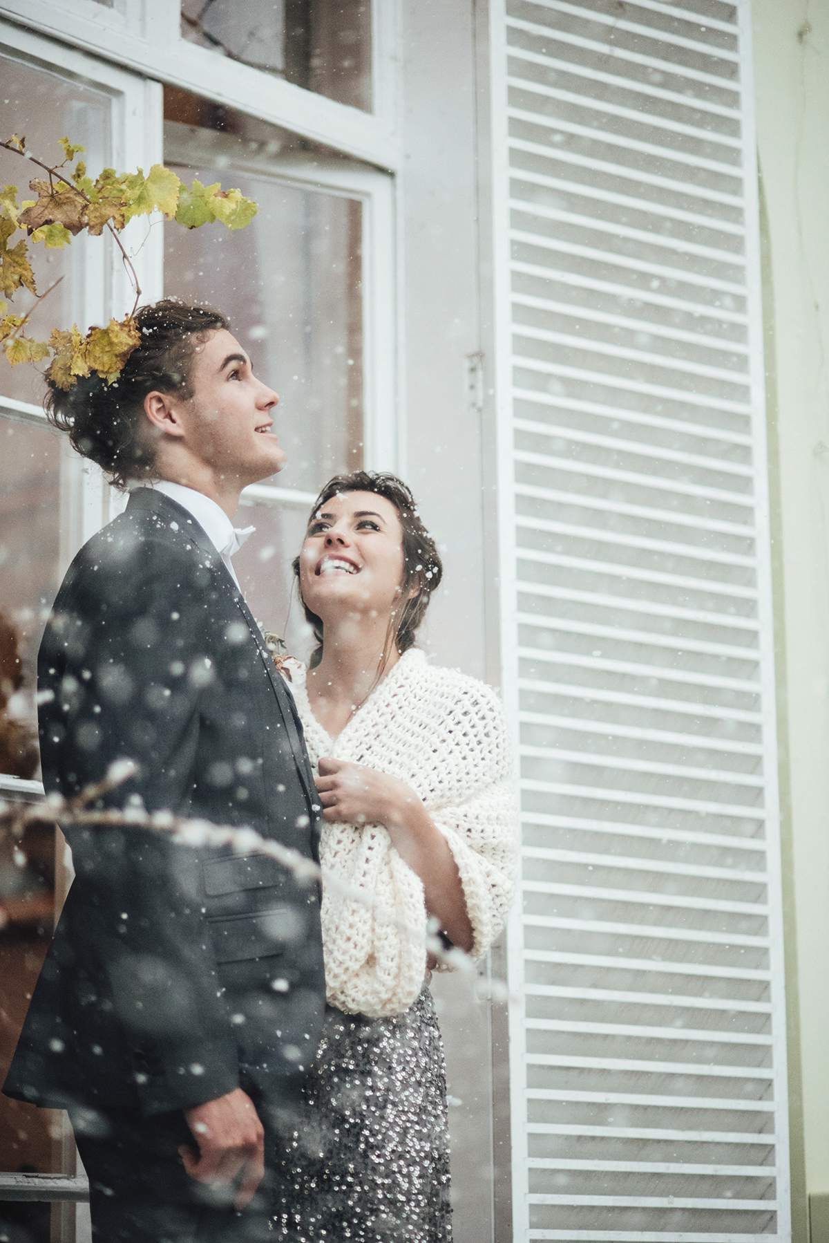 Luxe Winter Wonderland styled bridal shoot Deer Park Liberty Pearl Photography-269