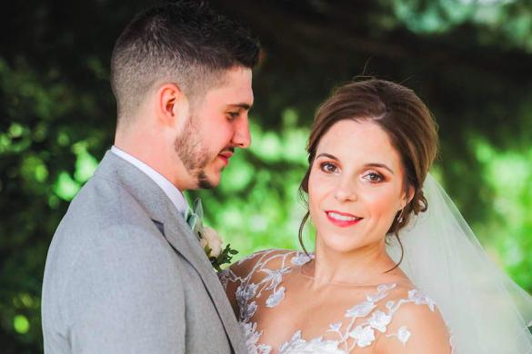 A stunning September wedding