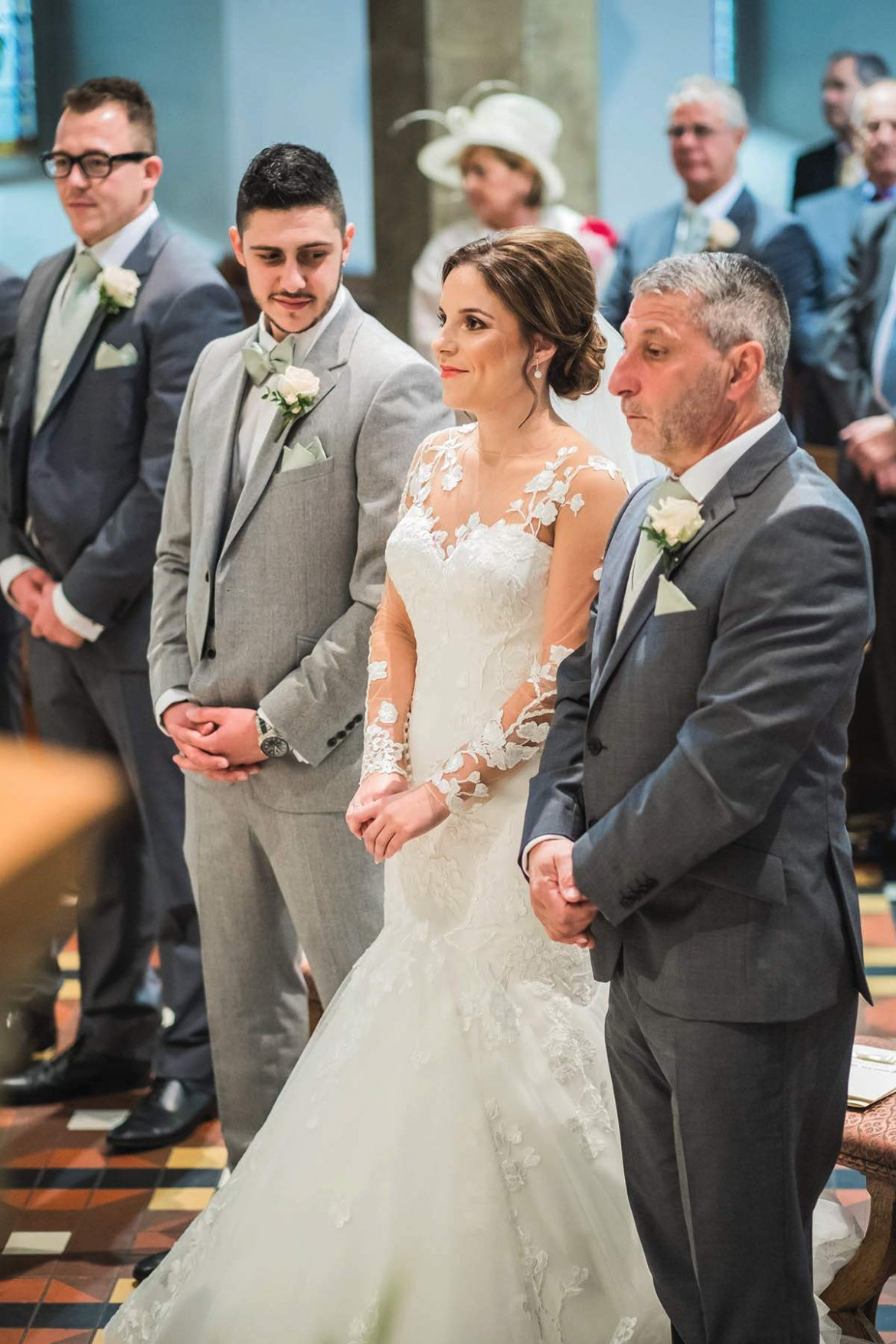 We Adore This Gorgeous September Wedding And The Bride S Beautiful Bespoke Dress Daniella Tells Her Story