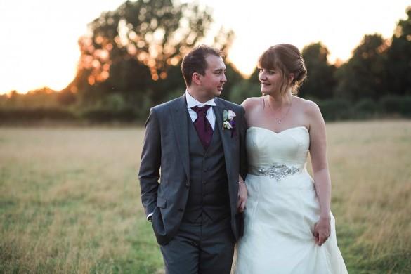 Purple wedding scheme