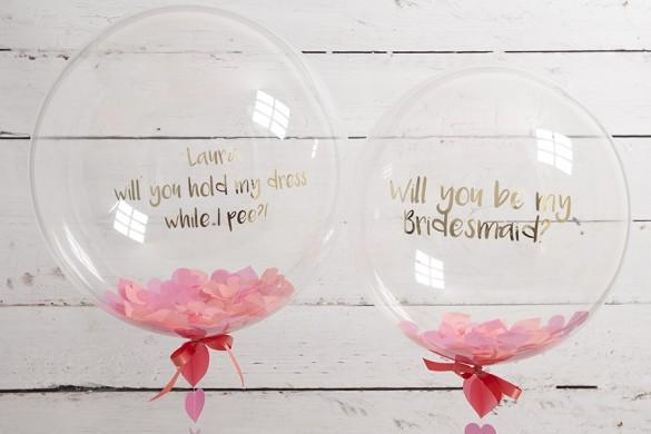 Bubblegum Balloons feat