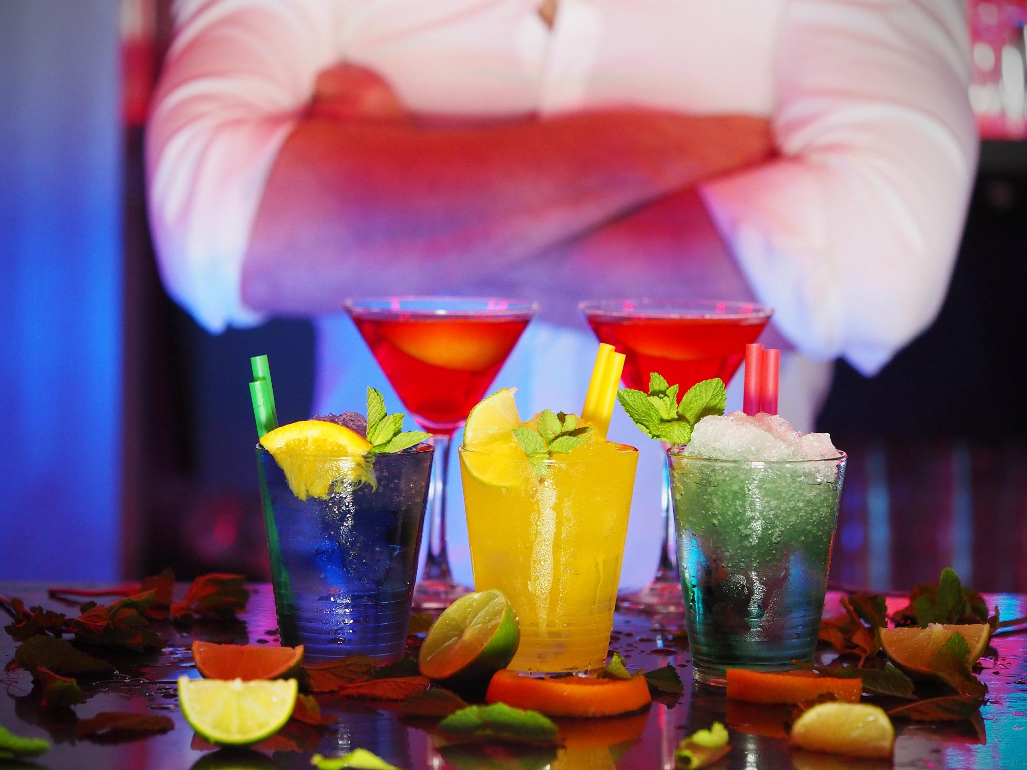 Hen Heaven cocktail masterclass