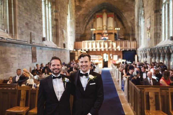 A breathtaking wedding in Scotland