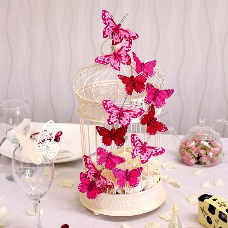 Centrepiece ideas - Georgian Bird Cage On Sale £11.52