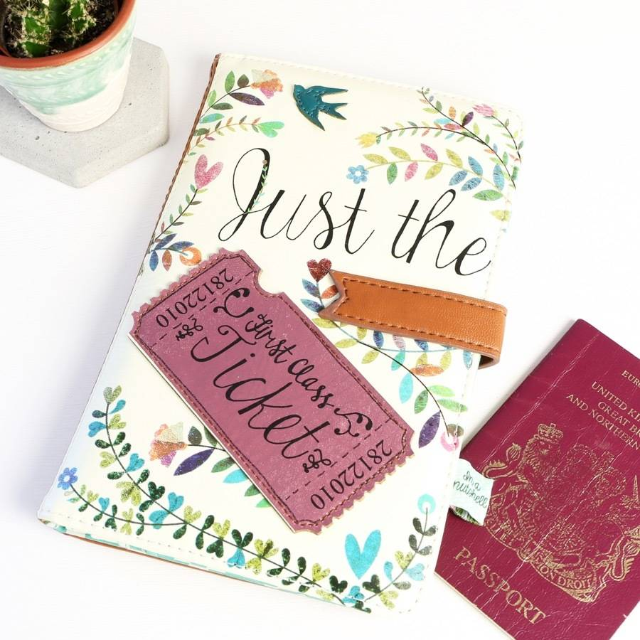 Just the ticket travel wallet £34 Not on the highstreet