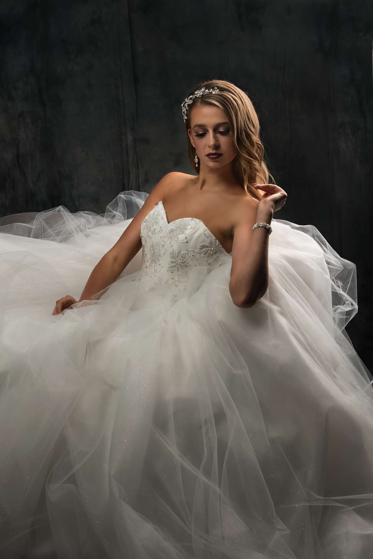 Glamorous Gowns From Hollywood Dreams