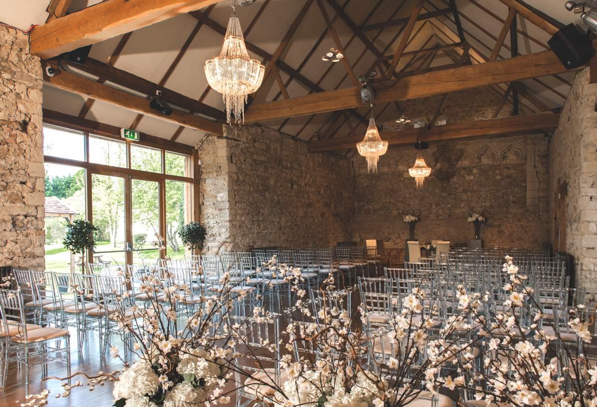 The Italian Villa Gallery Multi Award Winning Wedding: The Dreamiest UK Wedding Venues