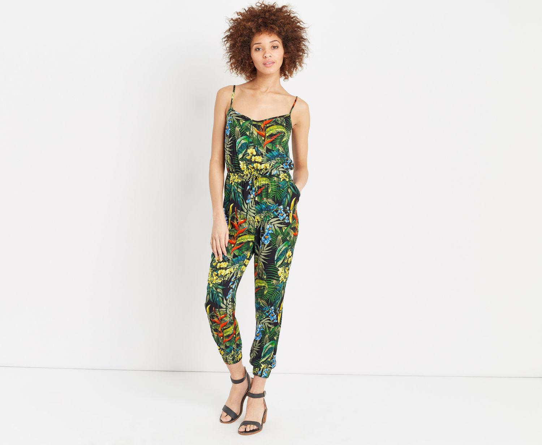 Oasis Tropical penang jumpsuit £38