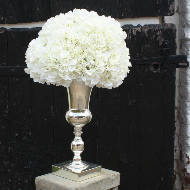 Centrepiece ideas - Silver Urn £34.96