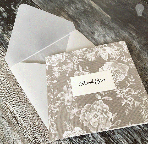 How To DIY Your Wedding Stationery Using Vellum