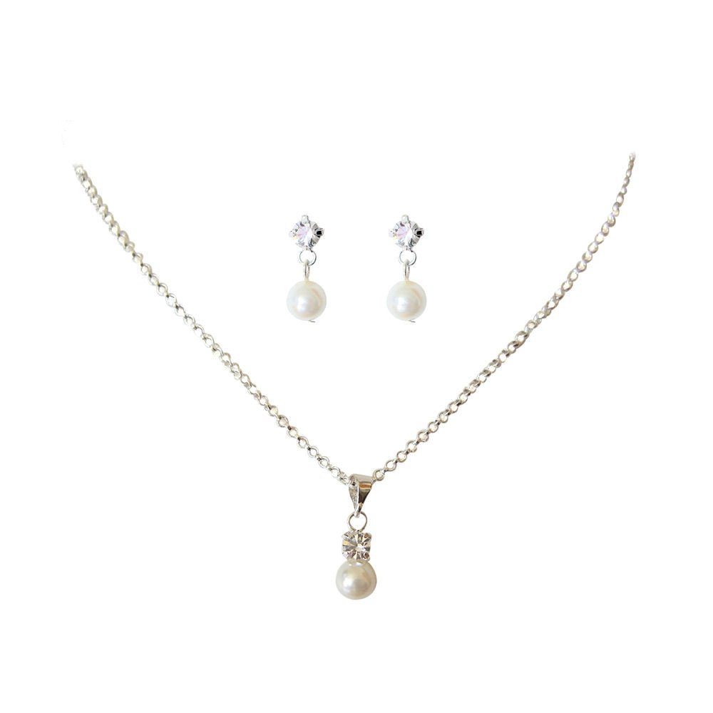 Bridal jewellery sets betsy_pendant_earring_set_27.99
